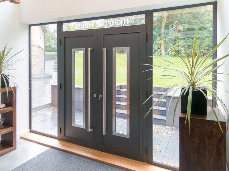 Puertas aluminio terrassa aluminios nou stil - Carpinteria de aluminio terrassa ...