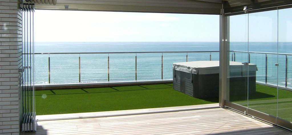 Carpinter a de aluminio sabadell normativa para cerrar - Cerrar la terraza ...