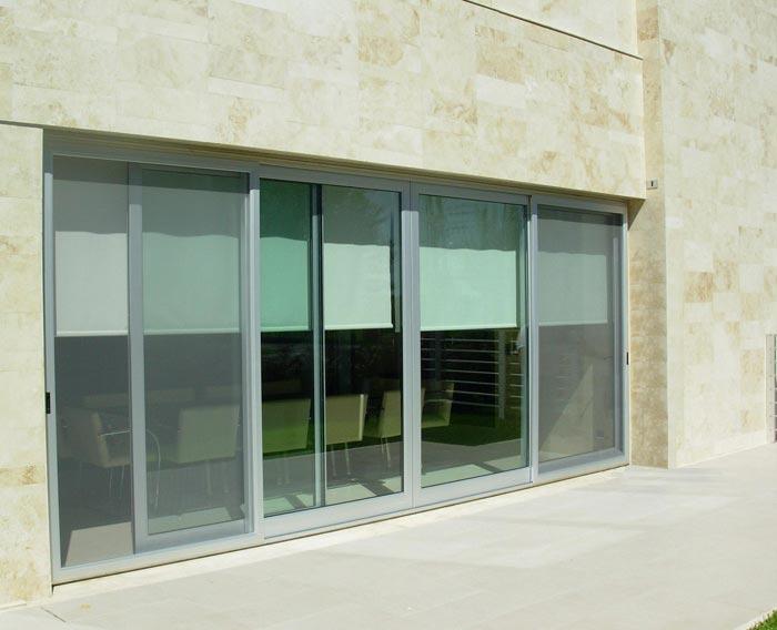 Carpinteria aluminio sant cugat aluminios nou stil - Carpinteria de aluminio terrassa ...