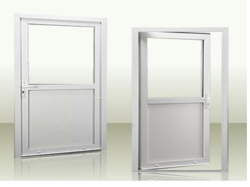 Carpinter a aluminio terrassa limpiar ventanas y puertas for Puertas interiores de aluminio y cristal