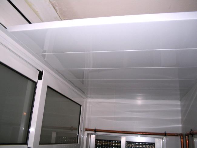 Bonito techos de aluminio para ba os galer a de im genes - Falsos techos para banos ...