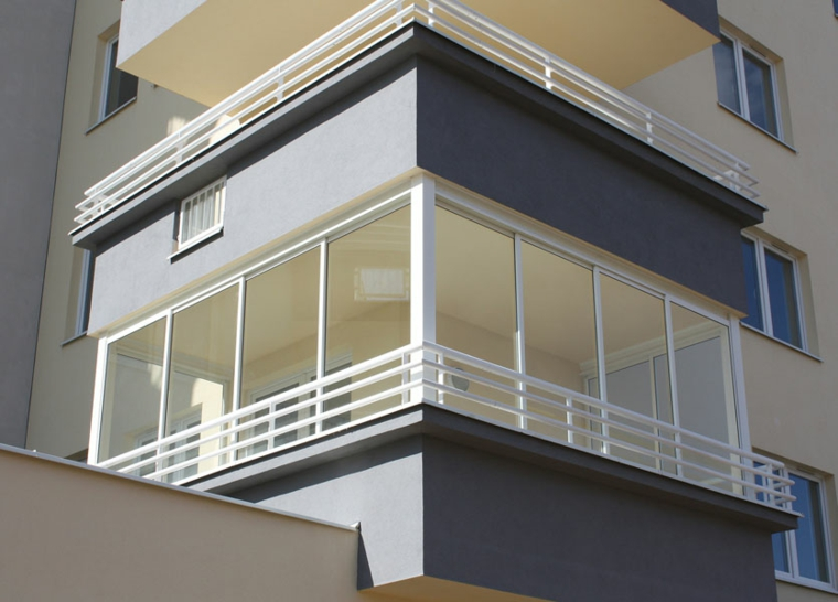 Cerramientos de aluminio seg n la zona aluminios nou stil - Cerramiento de aluminio ...