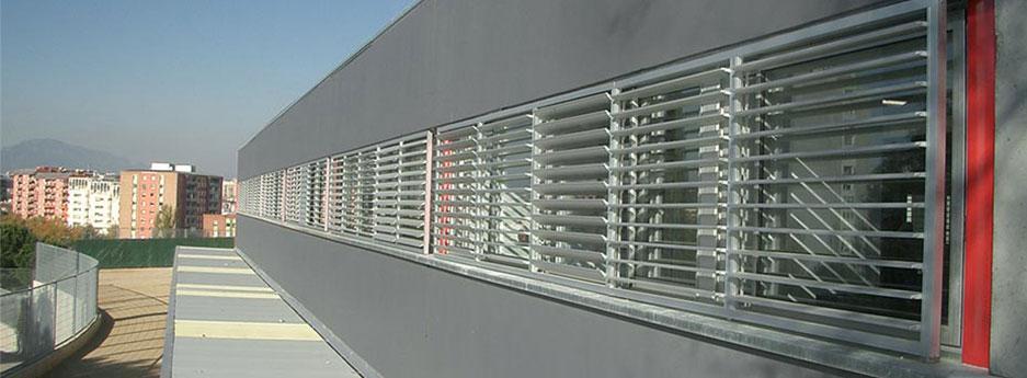 persianas de aluminio terrassa