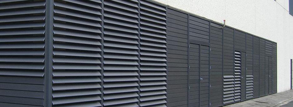 persianas de pvc carpinteria de pvc terrassa