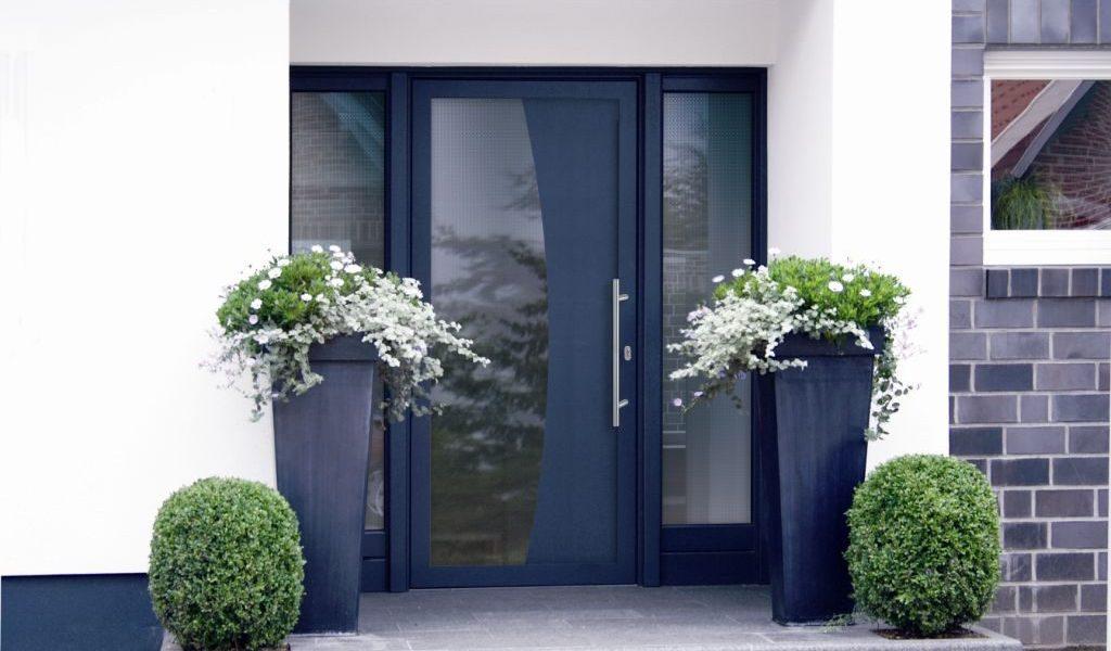 Puertas exteriores de aluminio free puertas de aluminio - Puertas exteriores de aluminio ...