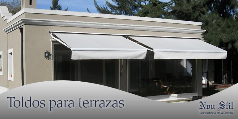 Toldos para terrazas toldos laterales para terraza with for Toldos laterales para terrazas