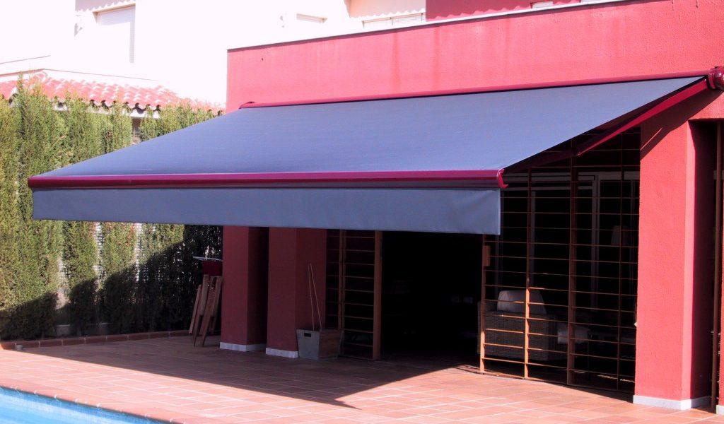 Toldos plegables para terrazas simple malla sombra para - Toldos plegables para terrazas ...