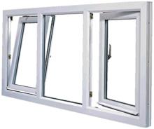 Ventanas aluminios nou stil for Ventanas de aluminio oscilobatientes