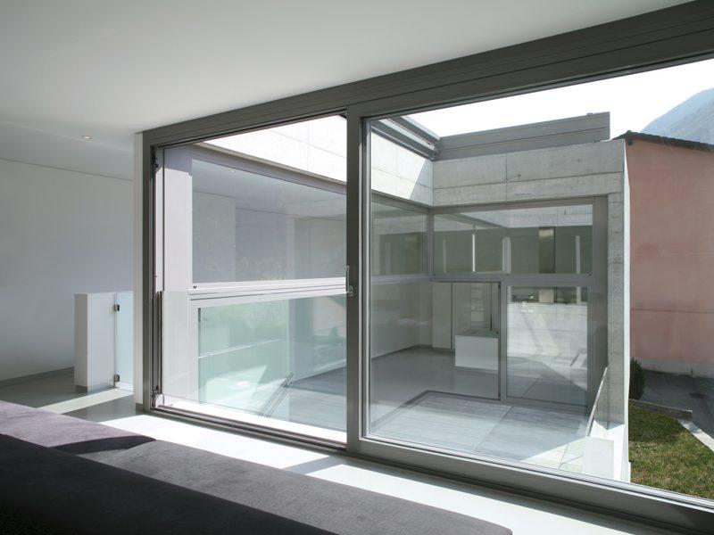 Ventanas de aliminio perfect ventana aluminio ve bca her for Carpinteria pvc precios